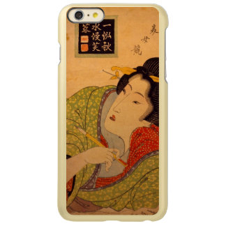 Japanese Ukiyo-e Woodblock Print Series Two iPhone 6 Plus Case