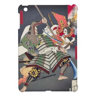 Japanese Ukiyoe Art iPad Mini Cases