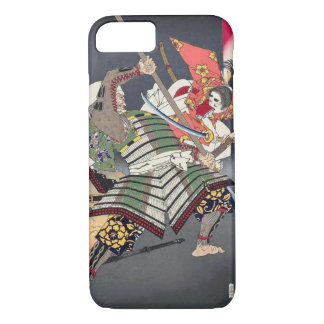 Japanese Ukiyoe Art iPhone 8/7 Case