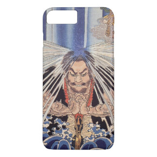 Japanese Ukiyoe Art iPhone 8 Plus/7 Plus Case