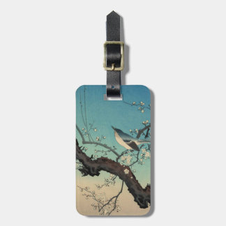 Japanese ukiyoe art (Kouitsu Tsuchiya) Luggage Tag