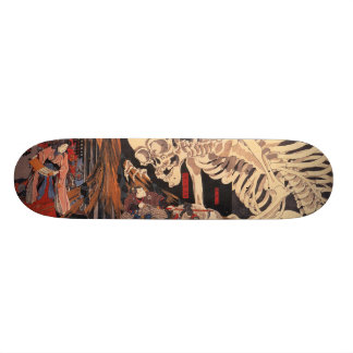 Japanese Ukiyoe Art vol.1 19.7 Cm Skateboard Deck