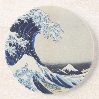 Japanese Ukiyoe Art vol.4 Beverage Coasters