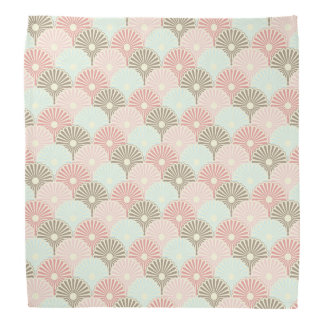 Japanese vintage pattern bandana