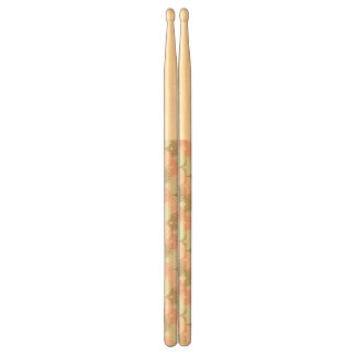 Japanese vintage pattern drumsticks