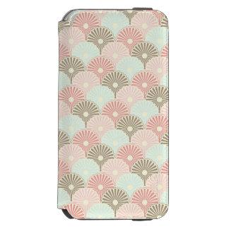 Japanese vintage pattern incipio watson™ iPhone 6 wallet case
