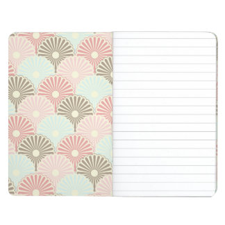 Japanese vintage pattern journal