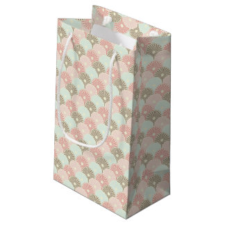 Japanese vintage pattern small gift bag