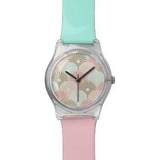 Japanese vintage pattern watches