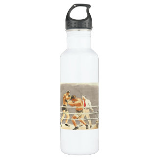 Japanese Vocations in Pictures, Boxers 710 Ml Water Bottle