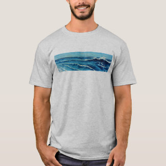 japanese wave T-Shirt