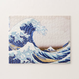 Japanese Waves Puzzle