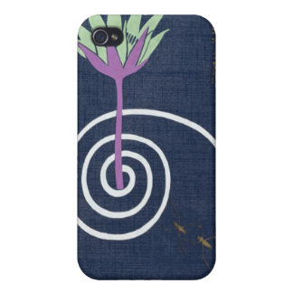 Japanese Whirlpool iPhone 4/4S Cases