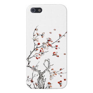 Japanese Wild Blossoms 03 iPhone 5 Cover