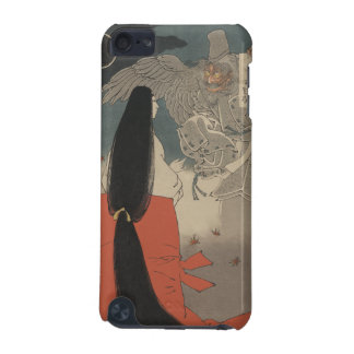 Japanese Woman and Wizard at Mount Manno iPod Touch 5G Cover