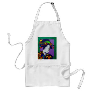Japanese Woman by Piliero Standard Apron
