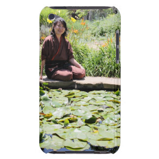 Japanese Woman iPod Touch Case