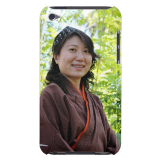 Japanese Woman iPod Case-Mate Cases