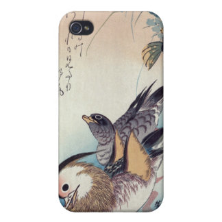 Japanese woodblock print iPhone 4 cover