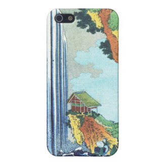 Japanese woodblock print iPhone 5 cases