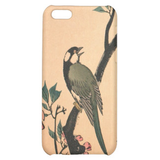 Japanese woodblock print cover for iPhone 5C