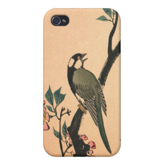 Japanese woodblock print cases for iPhone 4