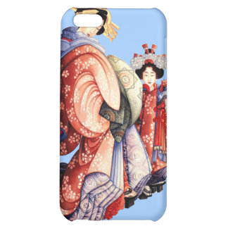 Japanese woodblock print iPhone 5C cover