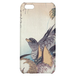 Japanese woodblock print case for iPhone 5C