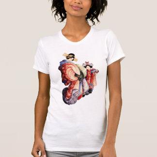 Japanese woodblock print T-Shirt
