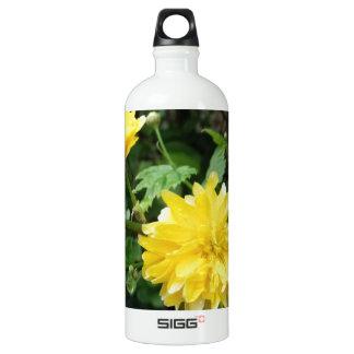 Japanese Yellow Rose Flower SIGG Traveller 1.0L Water Bottle