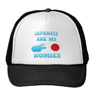 Japaneses are my Homies Trucker Hats