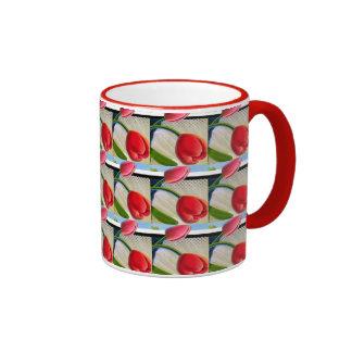 Jar, cup, cup, tasse flake ringer mug