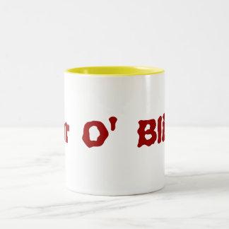 Jar O' Bliss Coffee Mugs