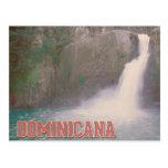 Jarabacoa Falls Dominicana Postcard