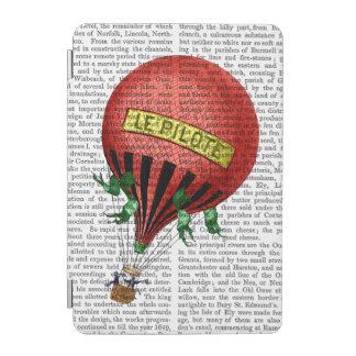 Jardin De Tuileries Hot Air Balloon iPad Mini Cover