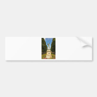 Jardin du Luxembourg in Paris Bumper Sticker