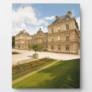 Jardin du Luxembourg in Paris Photo Plaques