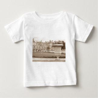 Jardin du Luxembourg, vintage Paris Baby T-Shirt