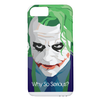 JarHead iPhone 7 Joker Barely Thin Case! iPhone 7 Case
