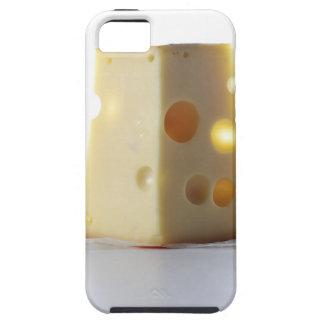 Jarlsberg Cheese Slice iPhone 5 Cases