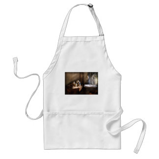 Jars - Jars in a fisherman's house Adult Apron
