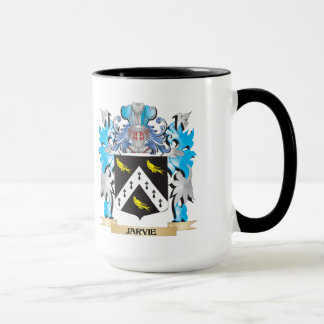 Jarvie Coat of Arms - Family Crest Mug