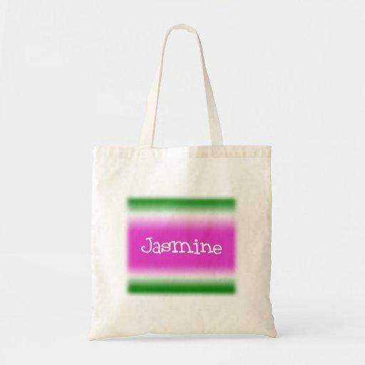 Jasmine Canvas Bag