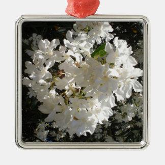 Jasmine Blossom. Christmas Ornament
