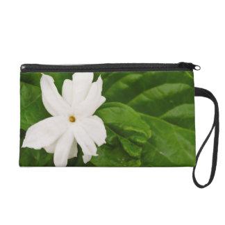 Jasmine Flower Wristlet Purses