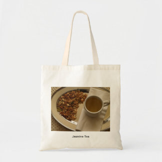 Jasmine Tea Tote Bag