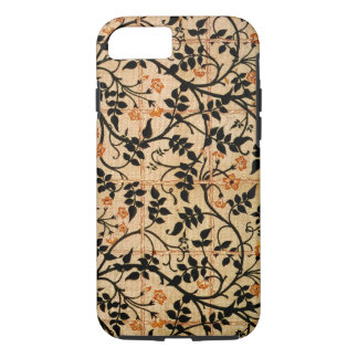 Jasmine trail curtain design, 1868-70 (printed cot iPhone 8/7 case