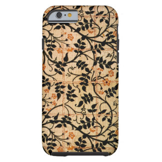Jasmine trail curtain design, 1868-70 (printed cot tough iPhone 6 case