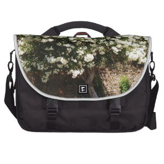 Jasmine Tree In Bloom Laptop Bags