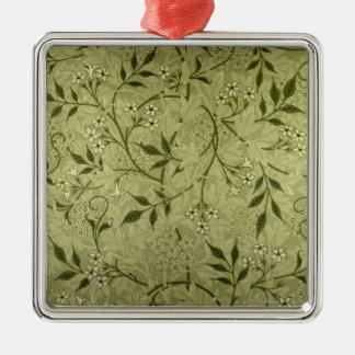 'Jasmine' wallpaper design, 1872 Christmas Ornament